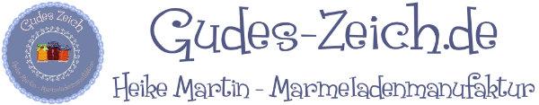 Marmeladenmanufaktur Gudes Zeich-Logo